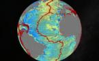 Un nuevo mapa del fondo marino revela miles de montañas inexploradas