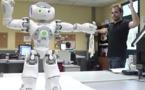 Un robot terapeuta ayuda a los niños con sus ejercicios de rehabilitación