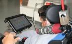 Un sistema permite comunicarse a las personas con parálisis cerebral