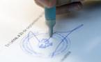 Un método de datación de tinta consigue un margen de error de solo el 20%