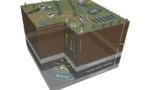 Idean una gigantesca batería subterránea para el suministro continuo de energía limpia