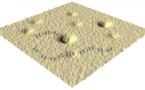 Prueban nanocoches en condiciones ambientales