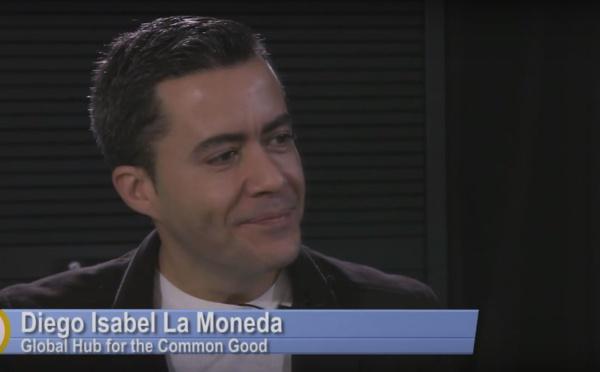 Diego Isabel La Moneda: cambiar el mundo es posible