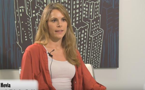 Tania Hevia: La universidad española debería desarrollar un ecosistema emprendedor