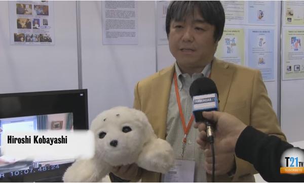 La Global Robot Expo, un encuentro tecnológico líder
