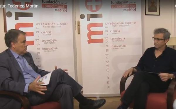 """Federico Morán: """"La innovación debe llegar al mercado"""""""