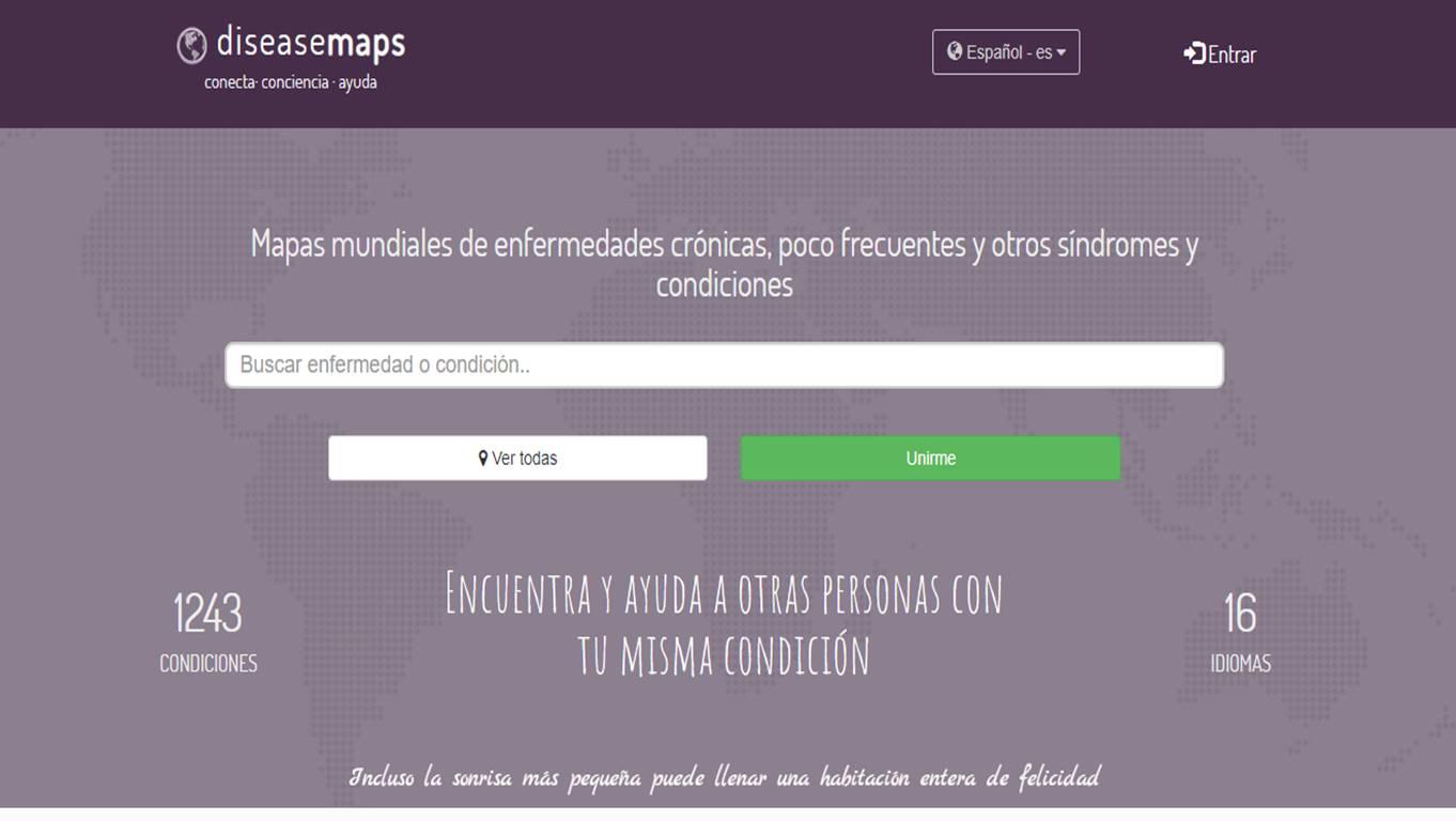 Un mapa digital para conocerse y ayudarse